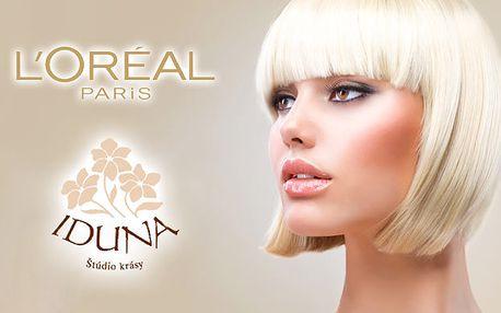 Len 29,90 € za kompletné luxusné vlasové ošetrenie v kaderníctve L'Oreal Paris. Farbenie, ošetrenie, strih, masáž a styling s 56% zľavou.