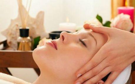 105 minut kosmetického ošetření Ajurvéda s 50% slevou!