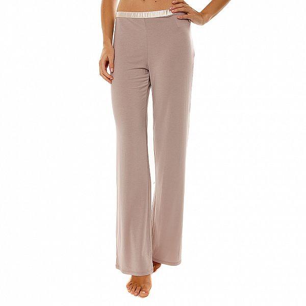 Dámske béžové pyžamové nohavice Calvin Klein