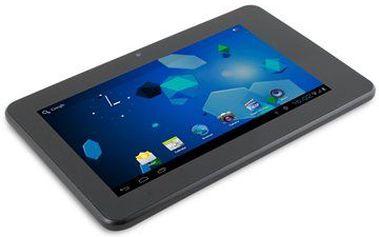 """Tablet Cortex. Výkonný procesor A8 1.0GHz, velký dotykový LCD 7"""". Google Android 4.0."""