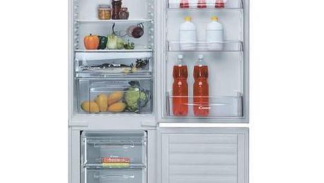 Kombinovaná chladnička Candy se systémem Turbo Cold pro udržení správné teploty.