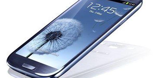 Absolutní hit! Mobilní telefon Samsung Galaxy S III.