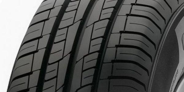 """Spolehlivé italské pneumatiky Marangoni e-Comm. Průměr ráfku: 15 """", rychlostní index: S (180km/h)"""