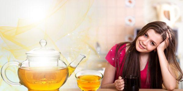 Čajový set pro opravdové gurmány! Skleněná konvička s kalíšky + 5 ks vynikajícího kvetoucího čaje jen za 299 Kč ! Užijte si společné chvilky s přáteli u šálku horkého čaje se slevou 49%!