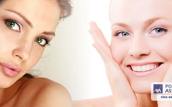 Kosmetické ošetření - vše v jednom a ještě v Praze! Hloubkové čištění pleti ultrazvukem, odlíčení, úprava obočí, pleťová maska s hydratačním účinkem a závěrečný krém! Mějte krásnou a čistou pleť!