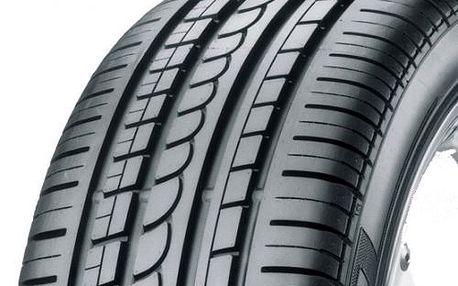 Letní pneumatiky Pirelli PZero Rosso Rozměry: 275/35 R20 Z XL B