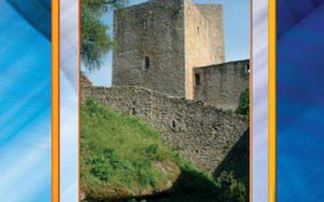 Sada 16 DVD z edice Krásy Čech, Moravy a Slezska II. – podrobná seznamka s českými oblastmi. 16 hodin ÚŽASNÉ podívané jen za 199 Kč