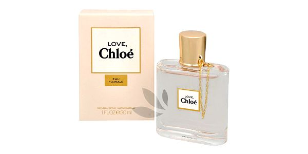 Chloé Love Eau Florale. Květinově-sladká vůně pro dívky a ženy.