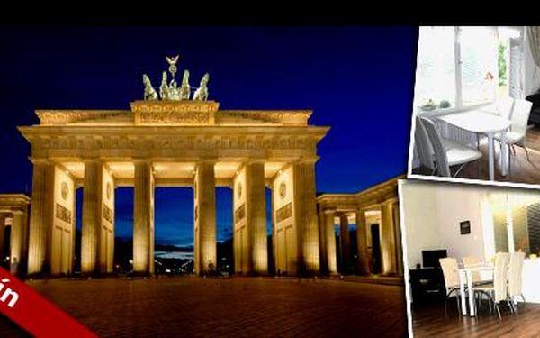 Do Berlína s přáteli! Vyberte si ze tří luxusních apartmánů (pro 4-8 osob) v centru Berlína od 1.823 korun a ušijte si pobyt na míru! Hlavní město Německa Vás rozhodně nezklame...