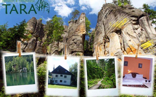 Jarní pobyt v Adršpachu za 1199 Kč PRO DVA!