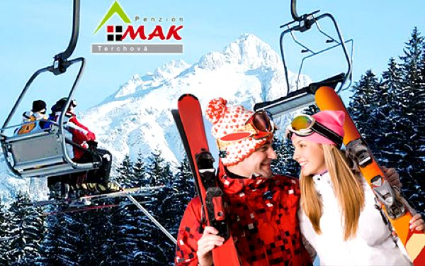 Pobyt pro dva v lyžařském ráji