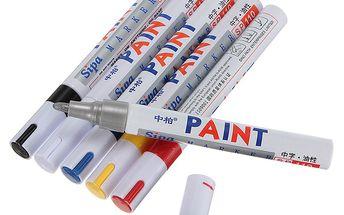 Tužka na pneumatiky (voděodolná barva) - na výběr ze 6 barev a poštovné ZDARMA! - 38