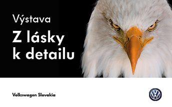 Vstupenka na unikátnu technickú výstavu Volkswagen Slovakia Z lásky k detailu len za 3 €! Upriamte svoju pozornosť na detaily, ktoré prebudia zmysly a rozdúchajú automobilovú vášeň!
