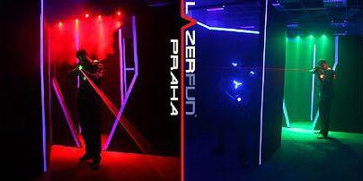Lazer Fun Praha