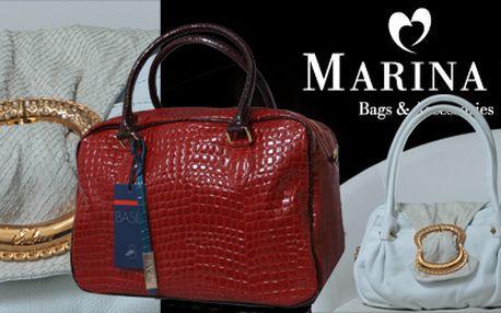 Luxusní ITALSKÉ kožené kabelky s fantastickou 50% slevou! Vždy pouze jediný kus! Originální kousky, které určitě nikdo nepřehlédne a hlavně jej na žádné jiné ženě neuvidíte. Extravagance, luxus a kvalita.