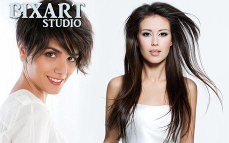 Strih podľa najnovších trendov pre dámy i pánov už od 5 € v biXArt studio! Prebuďte svoje vlasy k životu a zapôsobte štýlovým strihom!