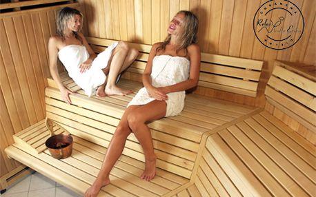 2-hodinový relaxačný balíček pre 1 osobu v Relax štúdiu Erika len za 6,60 €! Zabudnite na chladné dni a posilnite si imunitu v saune!