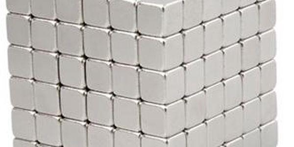 Magic Cube magnetická stavebnice - 125 ks magnetů a poštovné ZDARMA! - 38