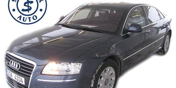 Sleva 50.000,-Kč na Audi A8L