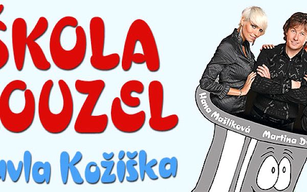 Škola kouzel Pavla Kožíška v divadlo Metro