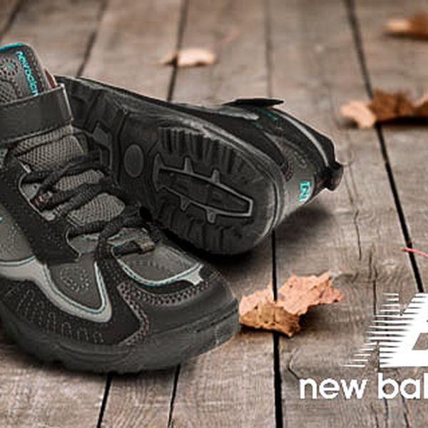 Dětské trekové boty New Balance – 3 barvy