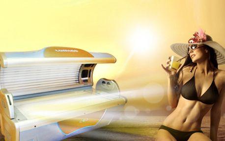 Permanentka do solária so zľavou 61%! Doprajte si 20 alebo 30 minútovú permannentku do SOLARIUA v CENTRUM BEA skvelú cenu od 3.90 Eur! Majte krásne bronzové opálenie!