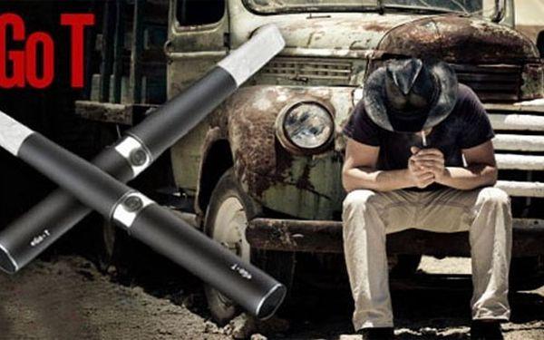 Vyskúšajte pokrok v elektronickom fajčení! Prinášame Vám elektronickú cigaretu eGo- T. Prvú cigaretu s prevratným spôsobom plnenia! Iba za 20,50 € plus poštovné a balné v hodnote 2€!!!
