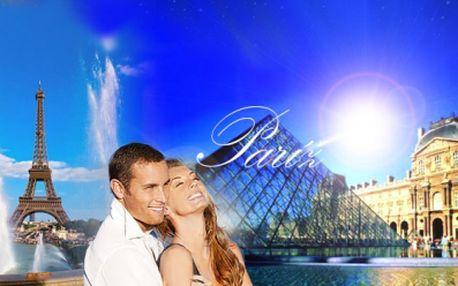 Navštívte s nami PARÍŽ! 4-dňový zájazd so zľavou 45% za lákavých 119 €! Doprava autobusom, prehliadky so sprievodcom, ubytovanie v hoteli, 1x francúzske raňajky a poistenie zájazdu v cene! Strávte veľkú noc v Paríži!