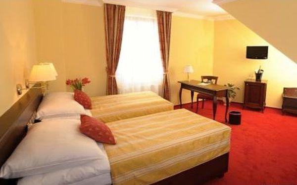 Hotel U Krále v Jičíně pro dva na 2 noci za 2225Kč