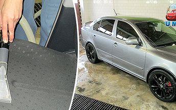 Kompletná starostlivosť o exteriér a interiér vášho auta