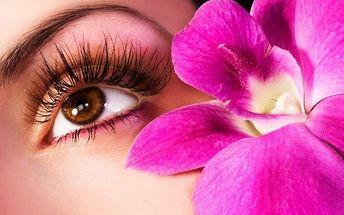 Prodloužení a zahuštění řas (2 vouchery) nebo trvalá na řasy s barvením (1 voucher). Již od 189 kč. Mějte oči jako mrkací panenka.