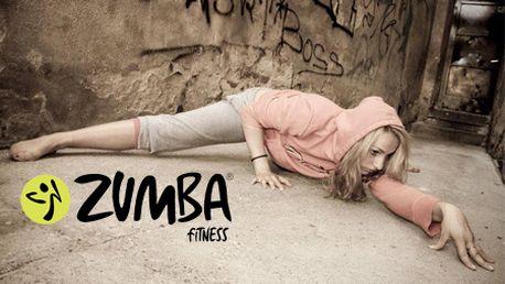2 vstupy na ZUMBU s finalistkou tanečnej súťaže Bailando Máriou Lörinčíkovou len za 4 €! Skvelý spôsob odreagovania, ktorý vás nabije energiou!
