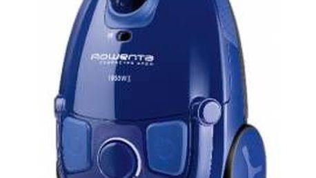 Podlahový vysavač Rowenta. Moderní design, výkonný systém s 1800W. Micro filtrace.
