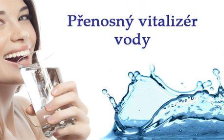 Aqua OXY - Přenosný vitalizér na úpravu pitné vody