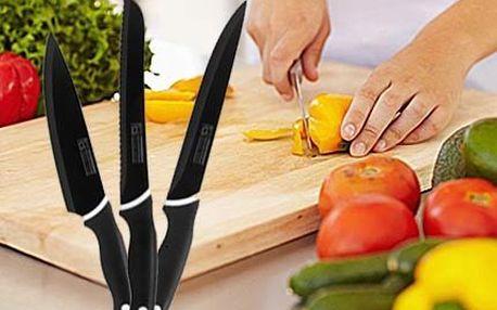 3dílná sada nerezových nožů Holton!