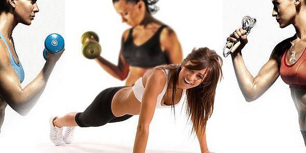 3 Lekce BOSU nebo 3 lekce BODY STEPU. Vytvarujte si správně Vaše tělo a zároveň ho posilujte rovnoměrně.