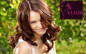 Dámský střih pro jakoukoliv délku vlasů