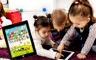 Dětský tablet, který naučí anglicky!
