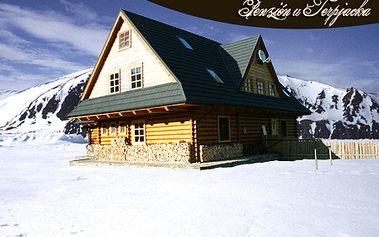 3 alebo 6-dňový pobyt pre 2 osoby v romantickom Penzióne u Terpjacka za POLOVIČNÚ cenu! Komfortné ubytovanie, raňajky, 50% zľava na štvorkolky a možnosť skvelej lyžovačky!
