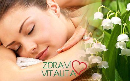 60 minut Relaxace JARNÍ PROBUZENÍ v Ostravě
