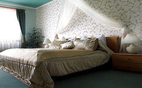 Romantický pobyt v Beroune pri Prahe pre DVOCH na 3 dni v komfotní apartmánech Hoteli AD Puk s wellness, romantickou večerou a privátnou vírivkou pre dokonalý víkend!
