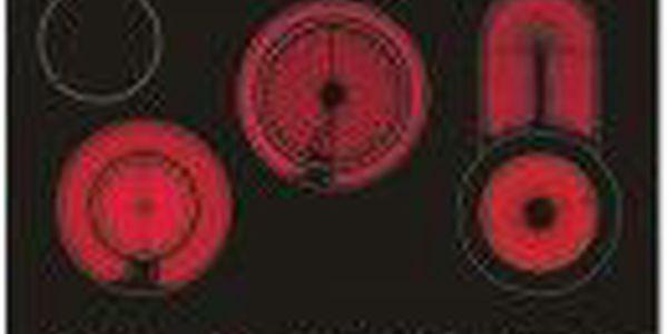 Vestavěná sklokeramická deska SIEMENS ET 875SC11D. 4 varné zóny highSpeed!