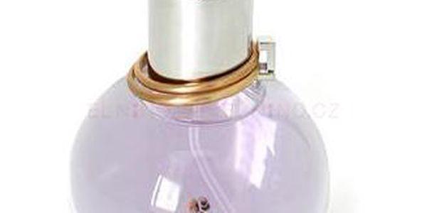 Dámská parfémovaná voda Lanvin Eclat D´Arpege 100 ml. Osvěžující šeříkově-broskvová harmonie je úžasná a velmi oblíbená.