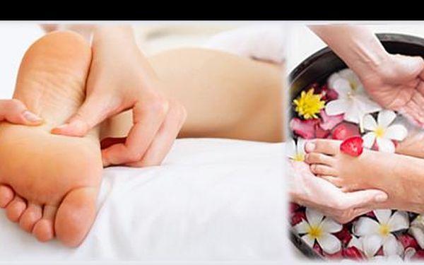 109 Kč za přepychový balíček pro dokonalou relaxaci a hebkost vašich nohou. Vypněte během uvolňující masáže chodidel, po které vaše nohy zabalíme do parafínu. Dosáhněte psychické rovnováhy v masážním studiu ISIS v Plzni.