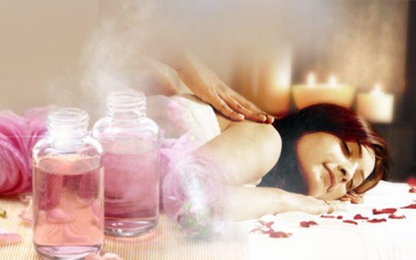 AROMA MASÁŽ celého těla na 60 nebo 90 min. NEBO profesionální MASÁŽ zad, šíje a zadní části dolních končetin v masážním studiu v CENTRU PRAHY již od 289 Kč! SLEVA až 58%!