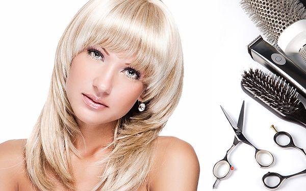 Nový účes pre lepší pocit. Strih, ošetrenie a záverečná úprava vlasov len za 6,90 € namiesto pôvodných 14 €.