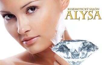 Diamantová MIKRODERMABRÁZIA len za 4,99 € v salóne ALYSA! Okamžité ozdravenie, hebká a omladená pleť!