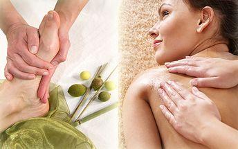 Jedinečná masáž len za 5,90 €. Klasická 30 minútová alebo reflexná masáž nôh. Za dva kupóny obe masáže alebo jedna celotelová hodinová relaxačná masáž.
