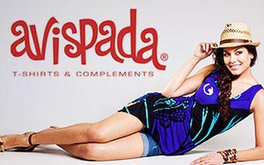 Svěží dámská trička a sukně Avispada