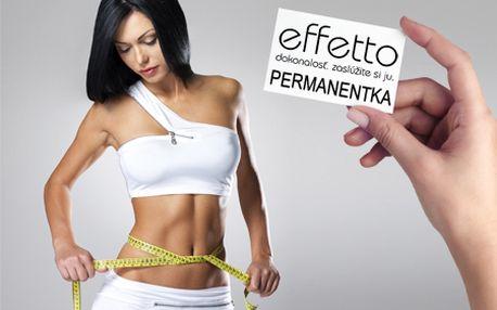 Kavitácia 5 v 1, lymfodrenáž, kryolipolýza a LipoLaser - až 160 minút najžiadanejších ošetrení pre sexi štíhlu postavu v exkluzívnom salóne Effetto so zľavou až 87%!